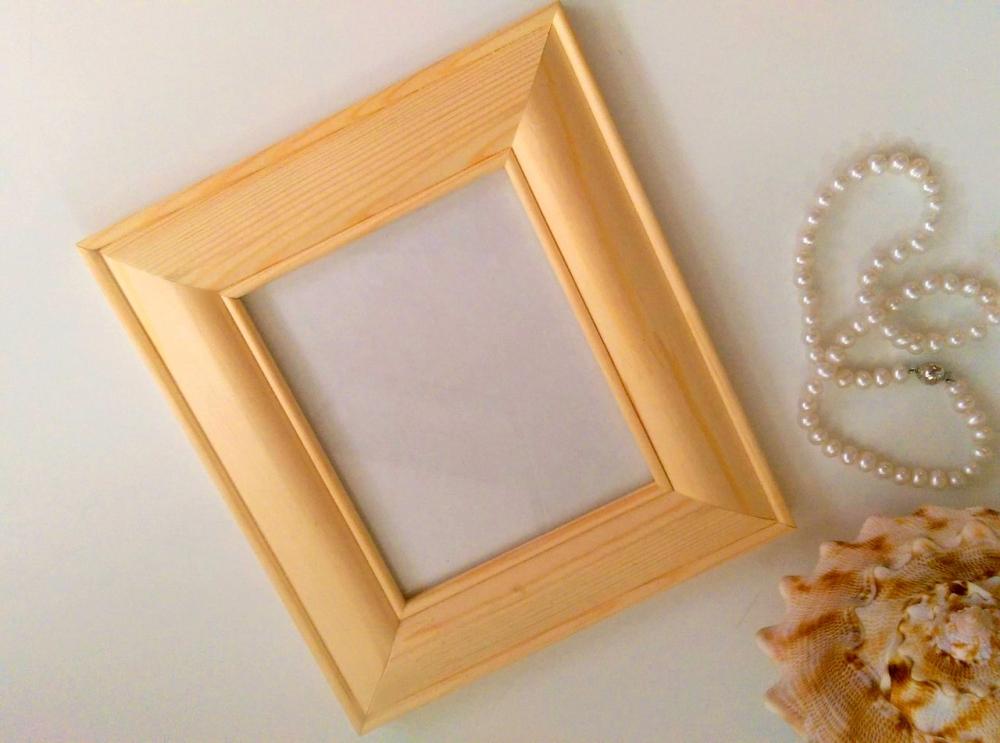 Как сделать рамку для картины из стекла 4
